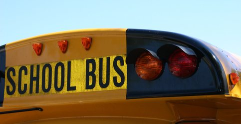 Passed a stopped school bus? Are you sure it was a school bus?