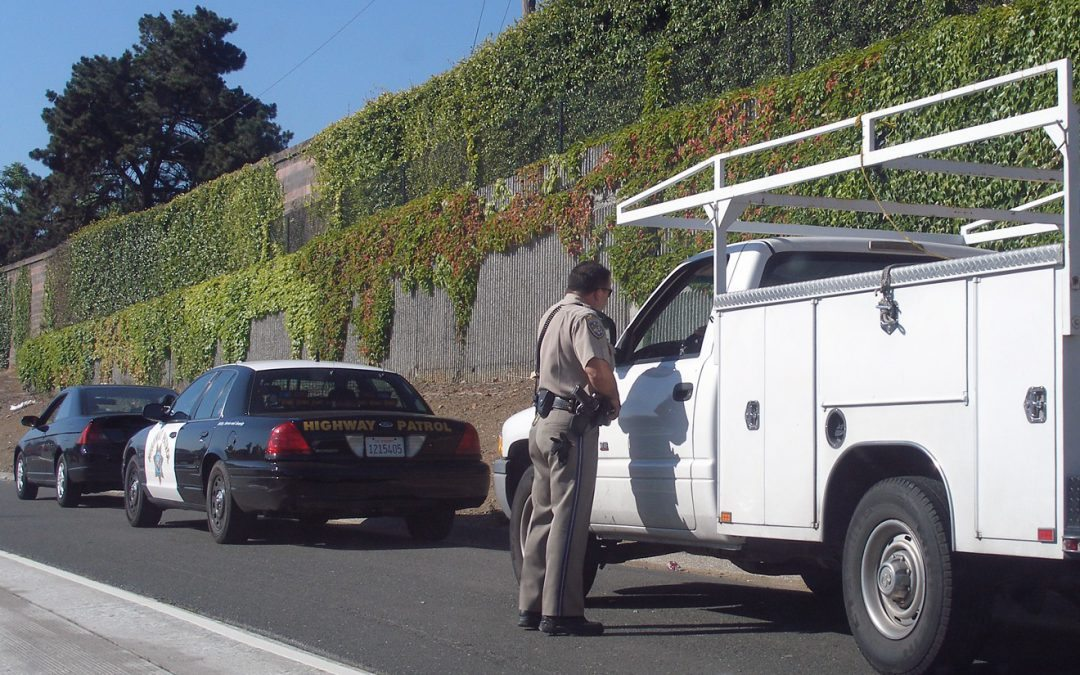 I got a Traffic Ticket in California. What Should I Do?