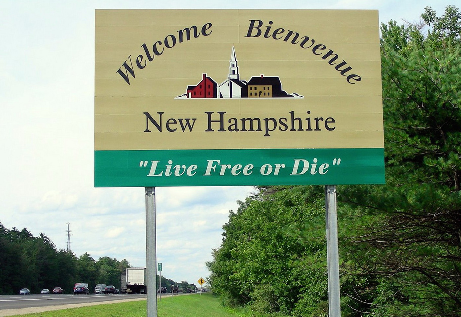 New Hampshire nopeus dating