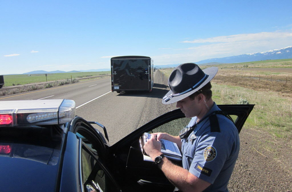 What it Means to Get a Speeding Ticket in Oregon
