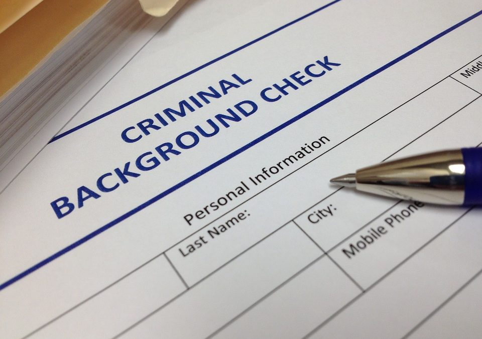 DUIs and Employment Background Checks