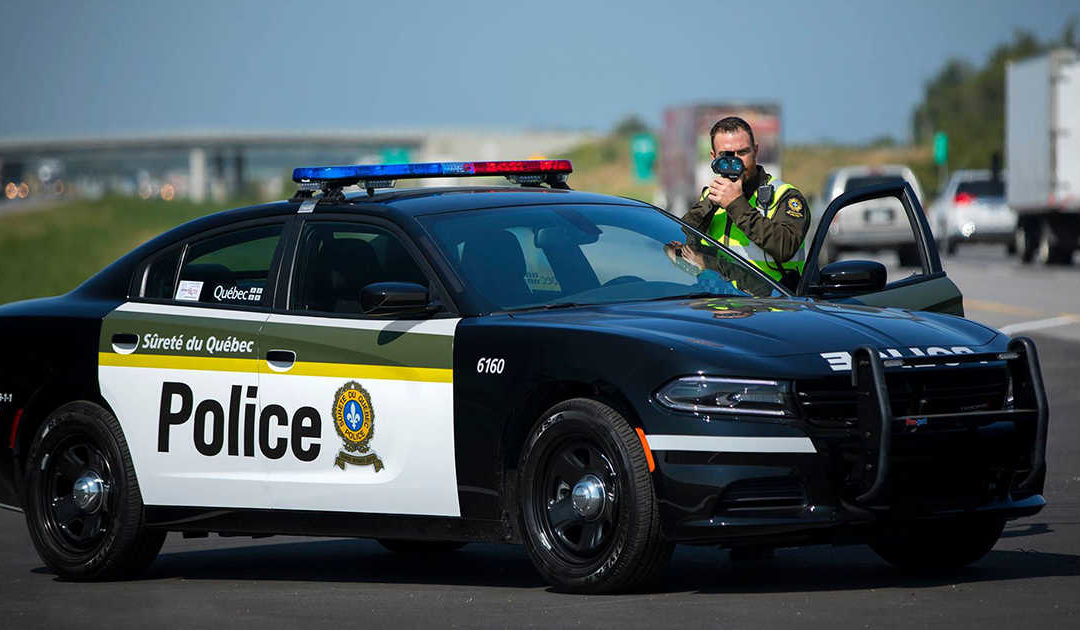 If You Get Caught Speeding in Quebec, You Better Be Good at Math
